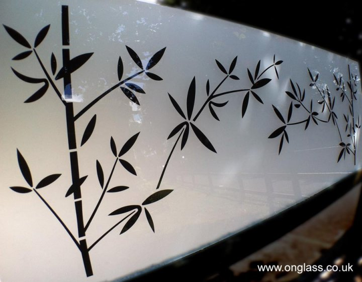 #stained #glass #etched #glass