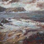 Stormy Sea, Hope Cove 1