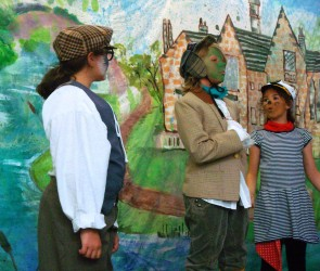 Summer Art and Drama Camp 08 / Wind in the Willows