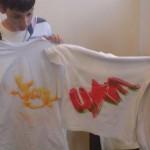 T Shirt Graffiti