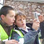 taking photos in Brixham