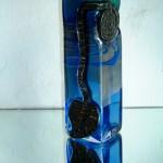 The Ammonite Vase