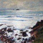 The Binsons  (Preists cove Cornwall)
