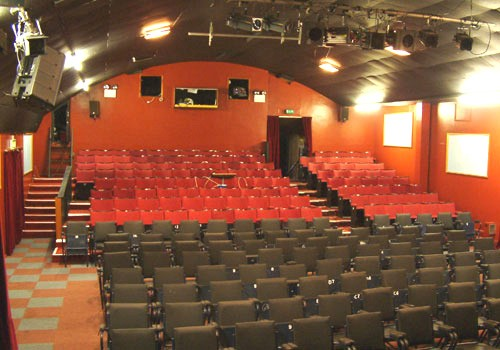 The Carlton Auditorium