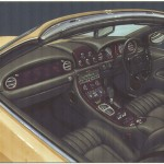 The design of a unique bespoke Bentley Converible
