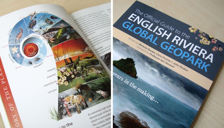 The English Riviera Geopark • Guidebook & Film
