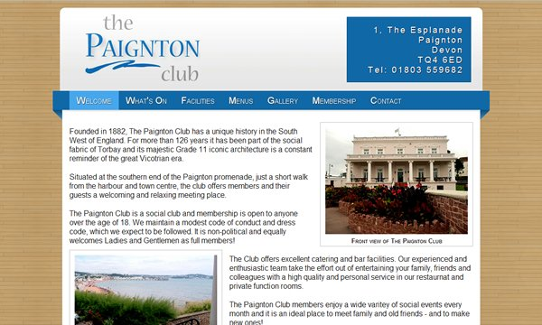 The Paignton Club