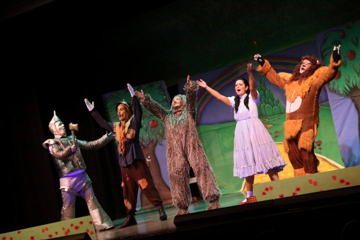 the Wizard of Oz returns this summer to Paignton