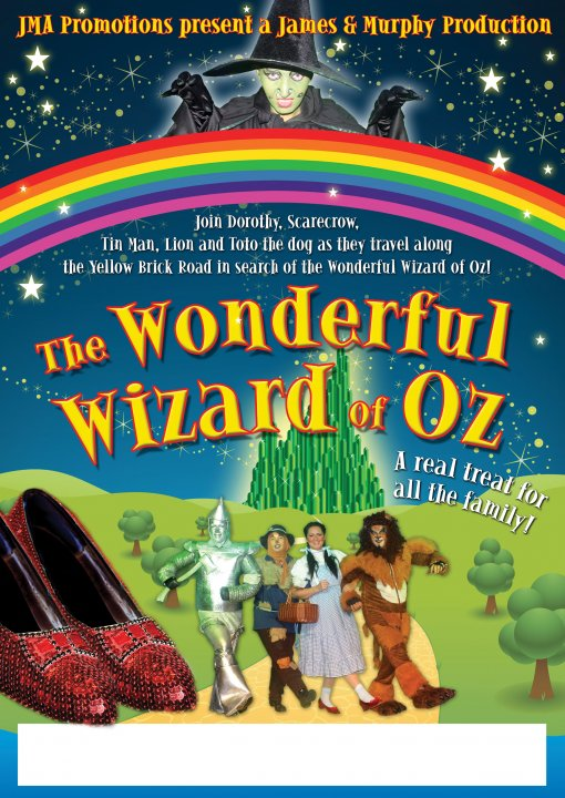 The Wonderful Wizard of Oz Sunday 24th August 2014 - 6.00pm