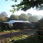The Woodshed - sculpture studio and community artspace