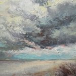 Threatening Skies by Denise Orchard