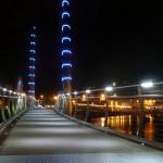 Torquay Harbour Footbridge