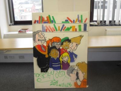 Torquay Library Project 2011