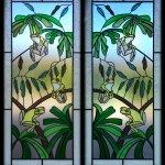 Tree Frogs window