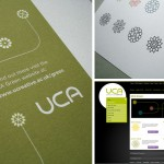UCA Green Branding & Print Campaign