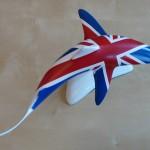 Union Jack Shark