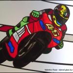 #Valentino Rossi.