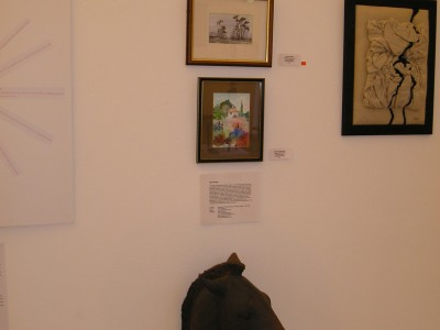 Vera Stride At Ariel Centre Gallery.