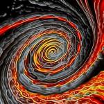 Vortex Of Fire (Artwork)
