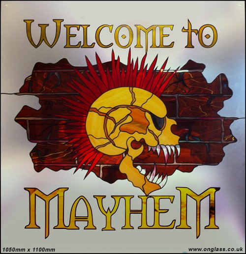 Welcome to Mayhem