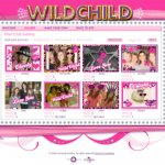 Wild Child Movie - Print Club Game