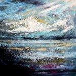 Wild Winds Blow - Emma Carter Island Artist