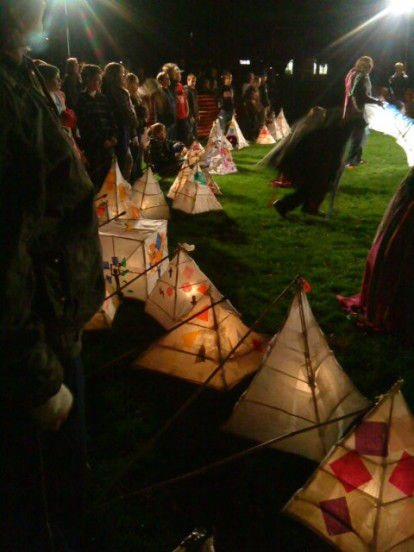 willow lantern workshops