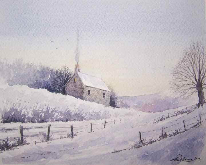 """ Winters Cottage """