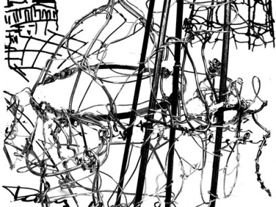 Wire drawing 2