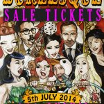 £10 tickets for K&Q's Riviera Fringe Burlesque Show