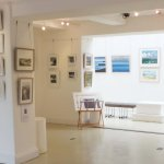 Art gallery for hire