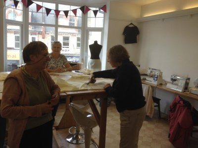 AUTUMN WORKSHOP TIMETABLE LAUNCHED FOR AGATHA'S CLOSET