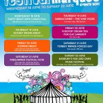 Babbacombe Festival Marquee Line-Up Announced