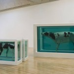 Controversial Hirst Piece Comes To The English Riviera