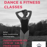Dance and Fitness classes
