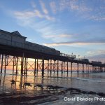 DAVID BLAKELEY - Sunrise Teignmouth Grand Pier