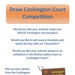 'Draw Cockington Court' Competition