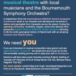 GeoOpera - Young Musicians - calling YOU!