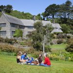 Greenway and Coleton Fishacre open seven days a week
