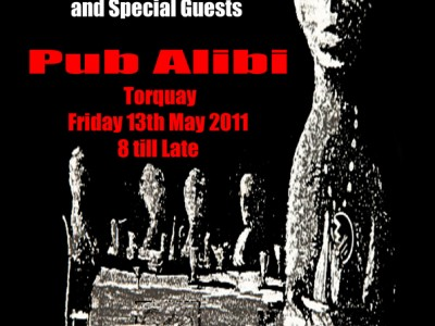 Live at Pub Alibi Friday May 13th 2011