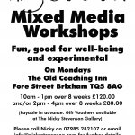 Mixed Media Workshops