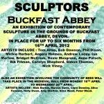 Nature's Sculptors at Buckfast Abbey