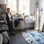 My studio at Seale-Hayne
