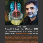 Oil Painting Workshop in Totnes. Five days in September.