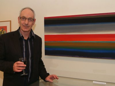 Patrick Jones exhibits at Falmouth Art Gallery 26 Nov - 4 Feb