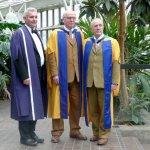 PCA Principal awards Honorary Degree to Gilbert & George