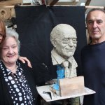Portrait Sculpture Commission by Royal Devon & Exeter NHS Trust