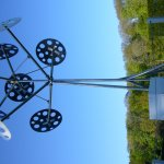 'Radial Searcher' at High Cross House