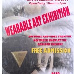Static Exhibition of Wearable Art Costumes