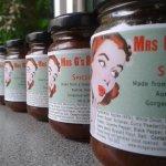 Taste Mrs Gs Ravishing Relishes at A Kick Up The Arts 17th Nov